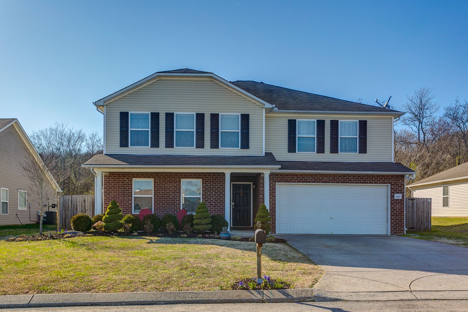 2699 Sutherland Dr NE Property Photo - Thompsons Station, TN real estate listing