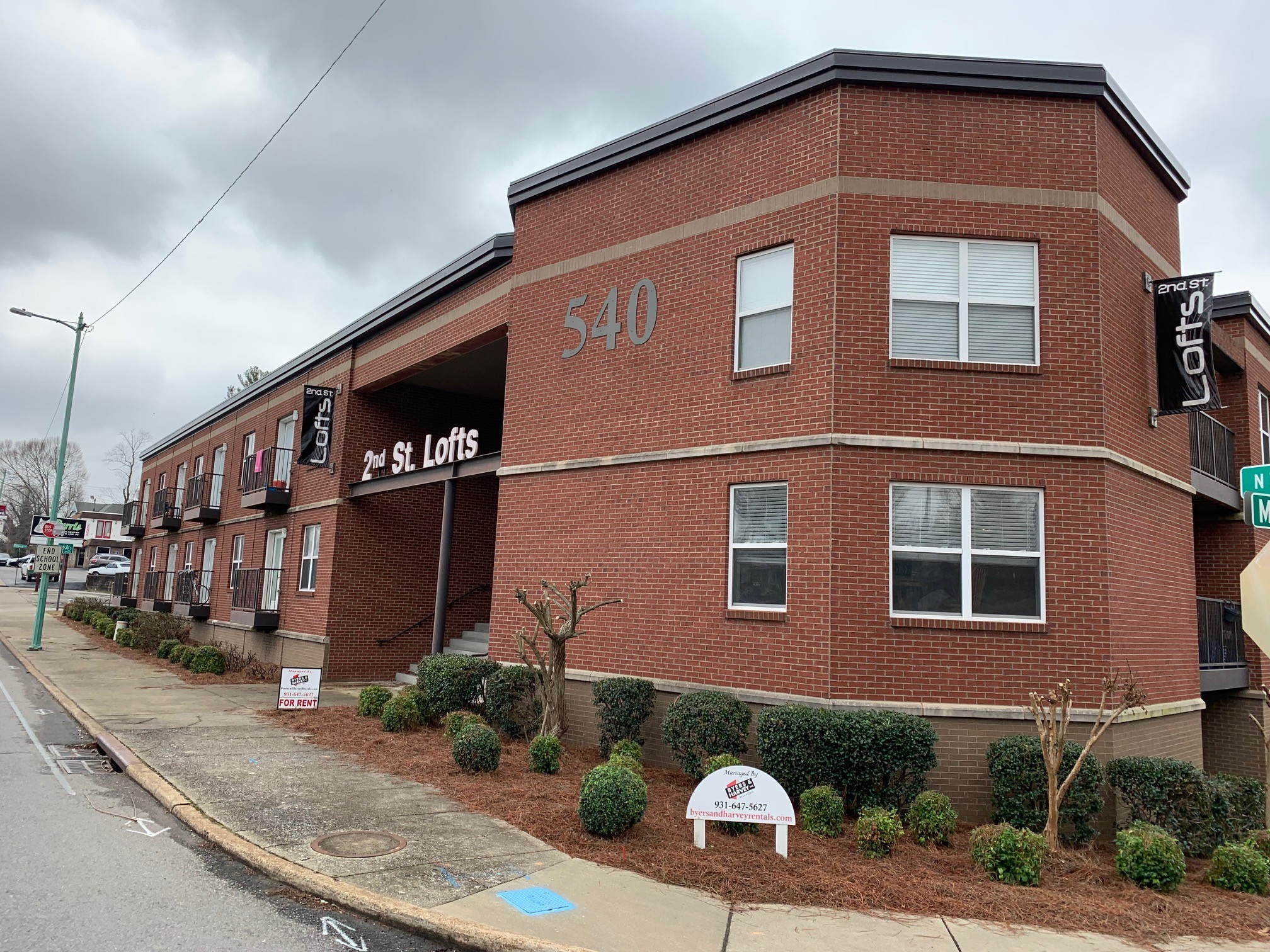 540 2nd Street N #302 Property Photo - Clarksville, TN real estate listing