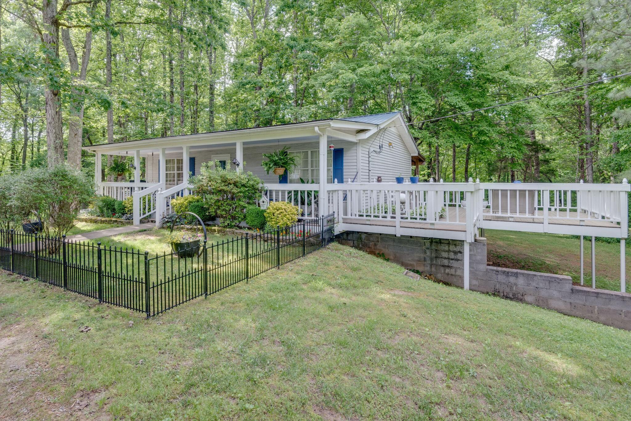 201 Welker Rd Property Photo - Cedar Hill, TN real estate listing