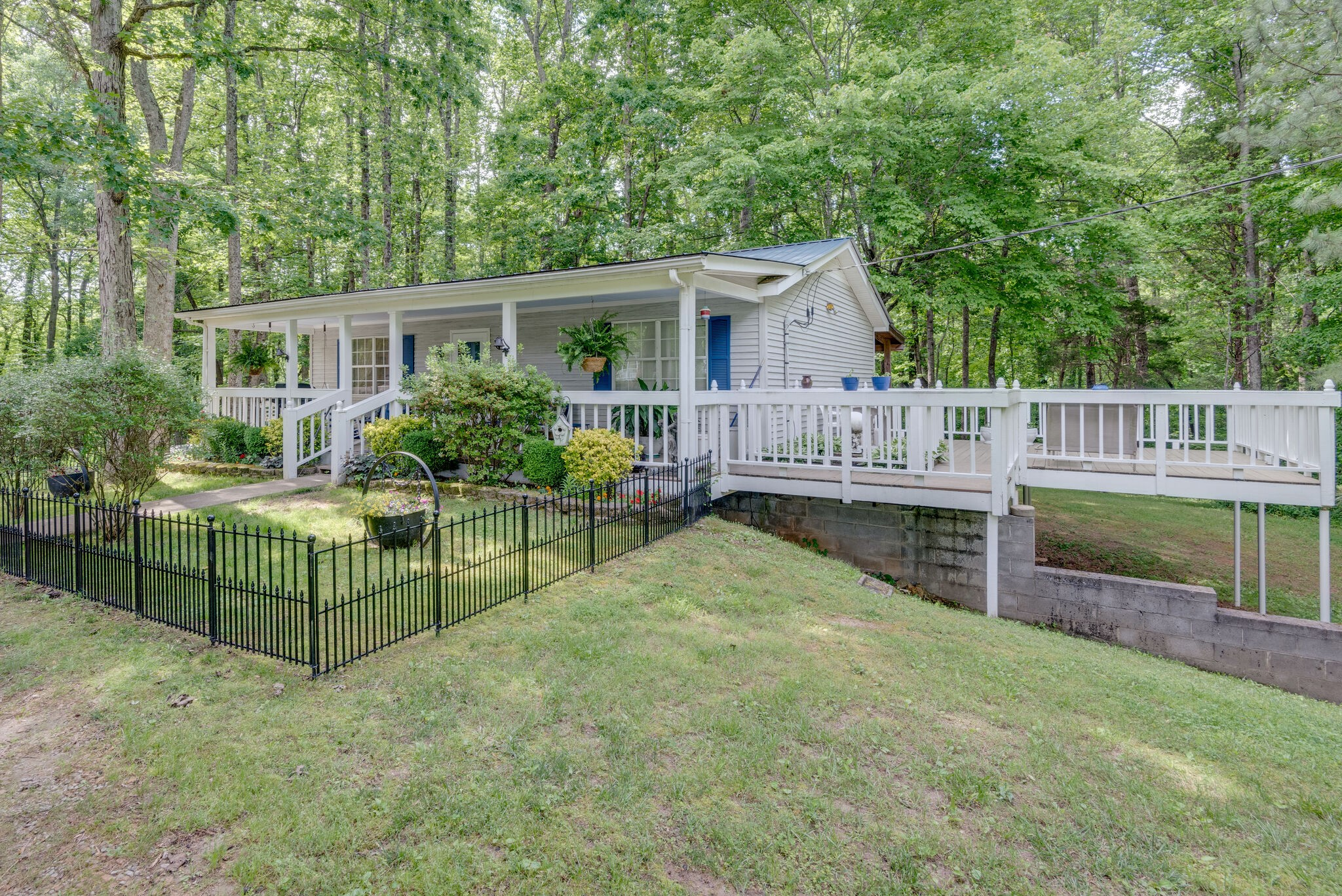 201 Welker Rd Property Photo - Cedar Hill, TN real estate listing