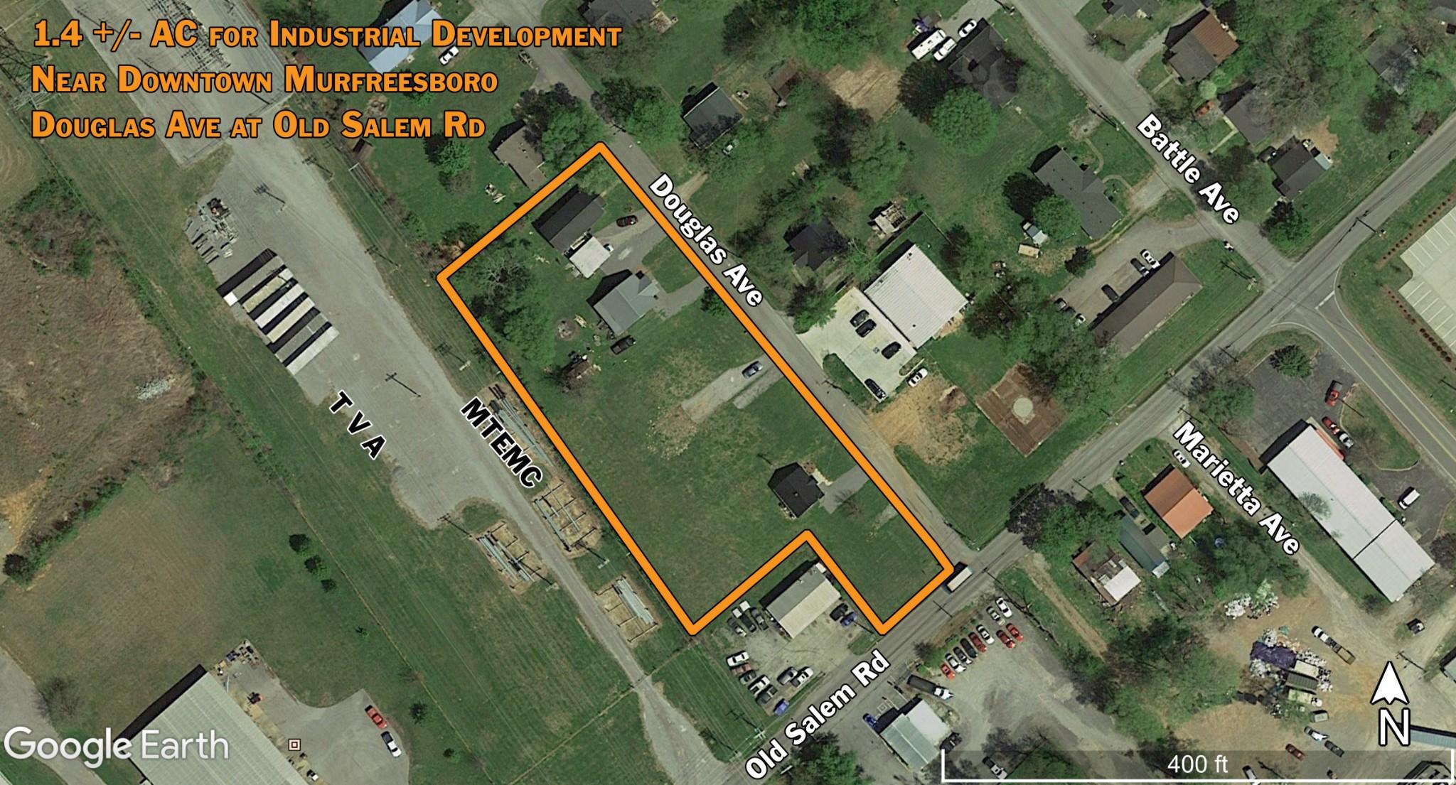 424 Douglas Ave Property Photo - Murfreesboro, TN real estate listing