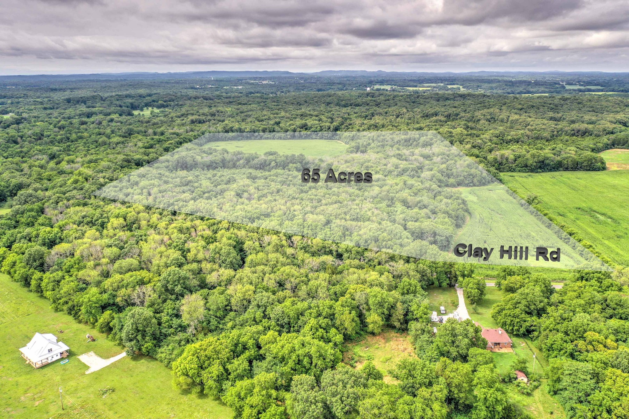 0 Clay Hill Rd Property Photo - Lewisburg, TN real estate listing
