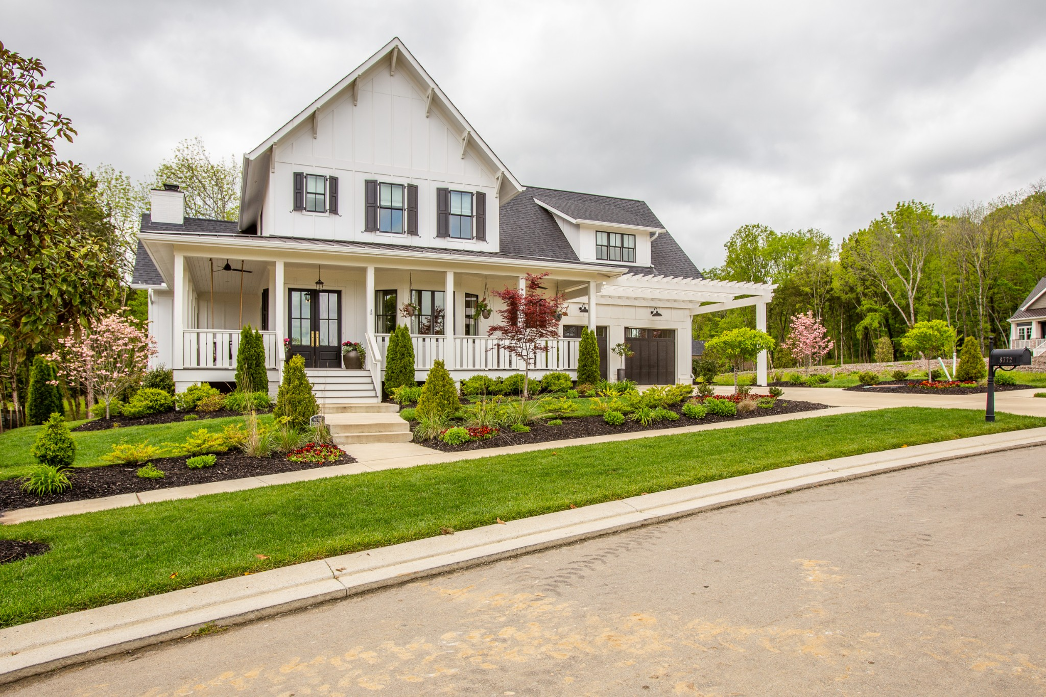 8772 Belladonna Dr Property Photo - College Grove, TN real estate listing