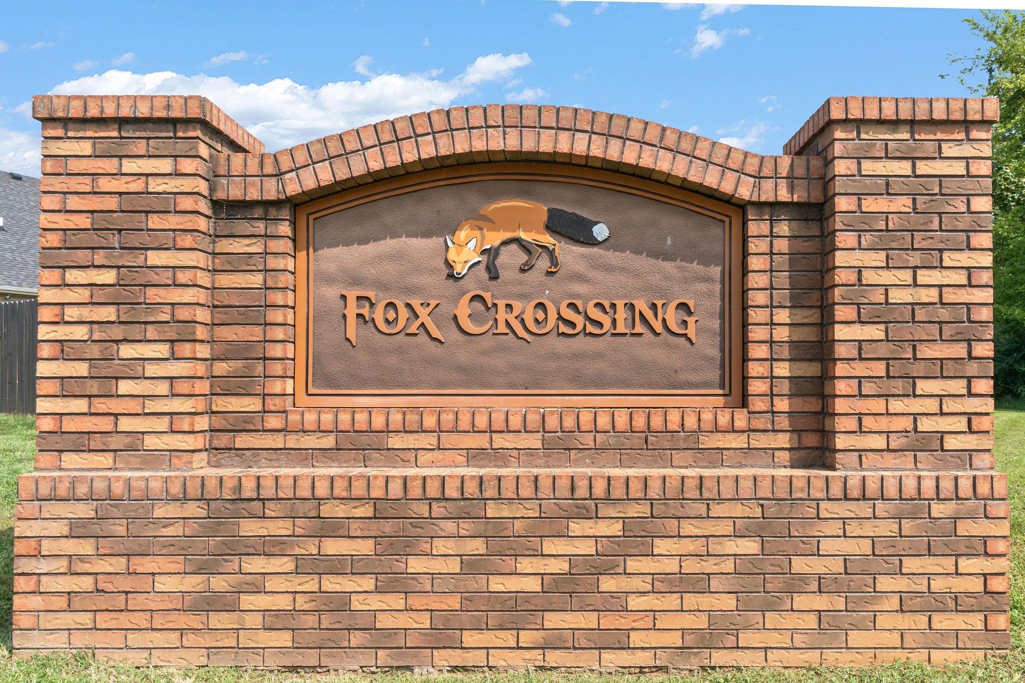 519 Fox Crossing Property Photo
