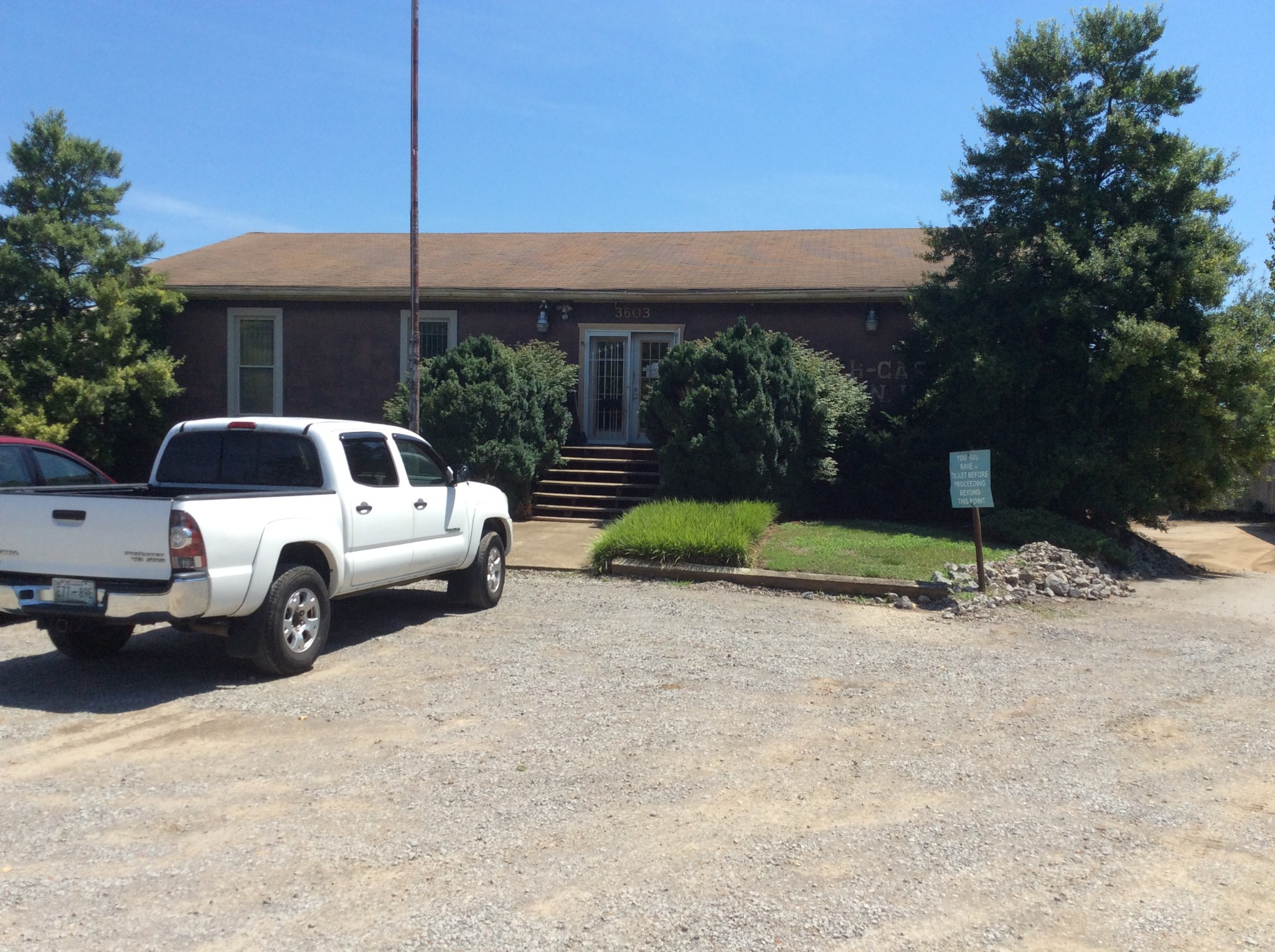 3603 Central Pike Property Photo - Hermitage, TN real estate listing