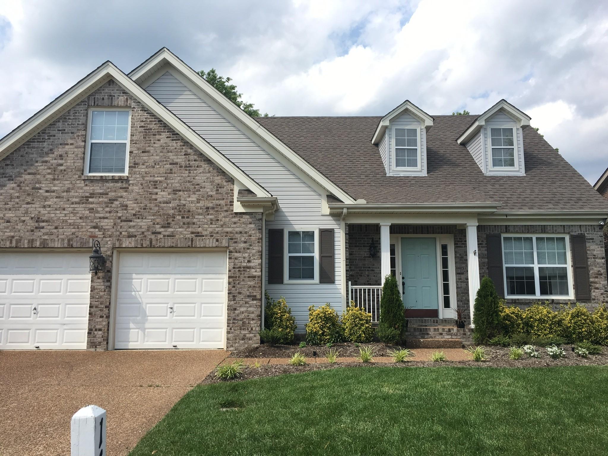 161 Crestfield Pl Property Photo - Franklin, TN real estate listing