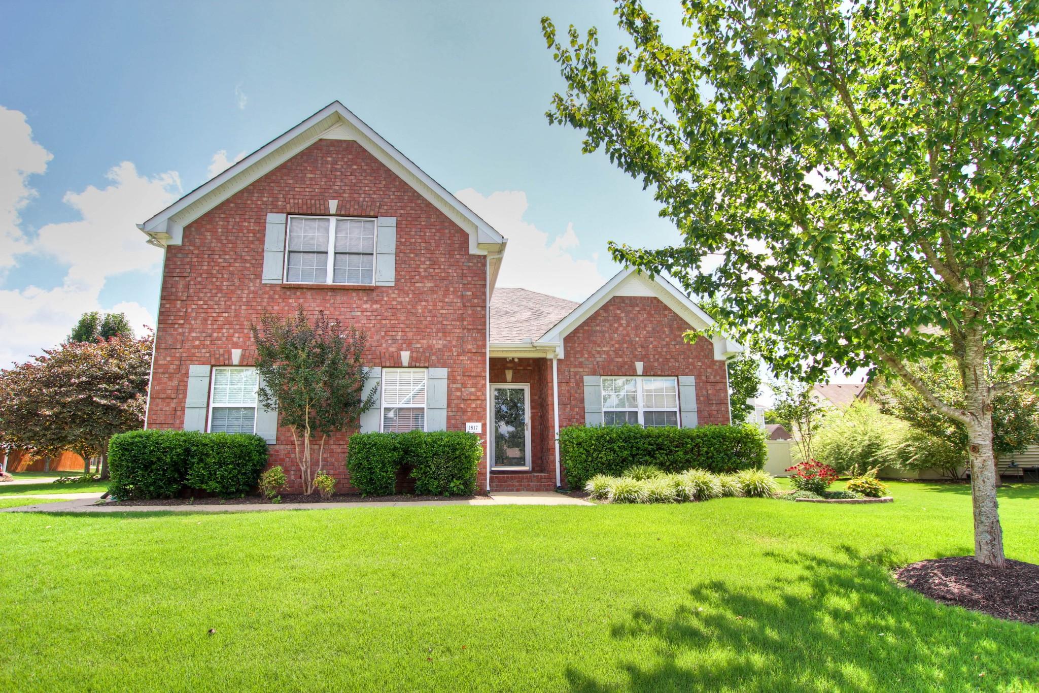 1817 Kinsale Ave Property Photo - Murfreesboro, TN real estate listing