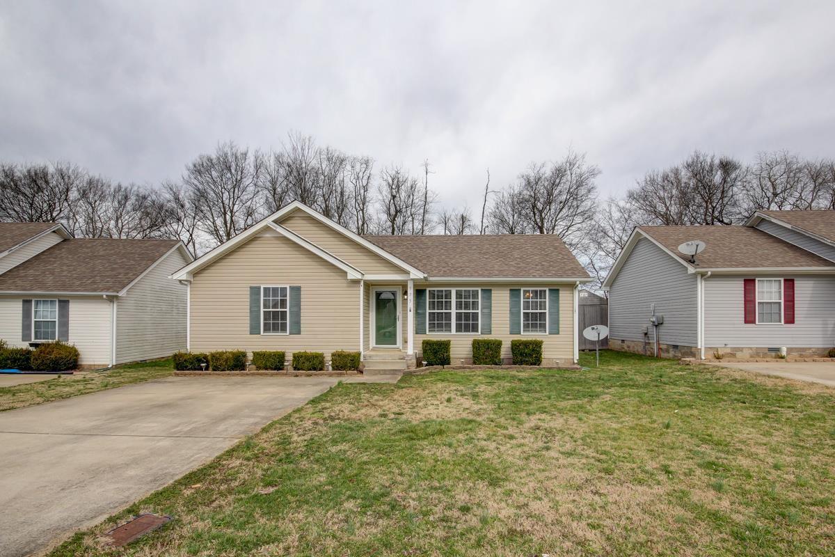 575 Oakmont Dr Property Photo - Clarksville, TN real estate listing