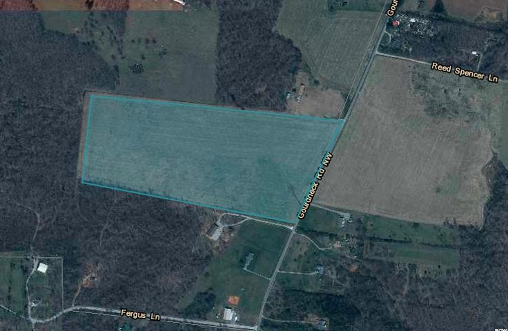 0 Gourdneck Rd NW Property Photo - Lynchburg, TN real estate listing