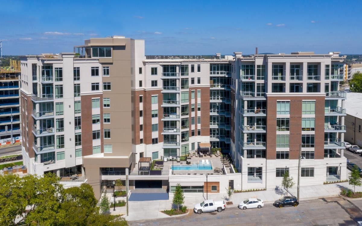 20 Rutledge St #705 #705 Property Photo - Nashville, TN real estate listing