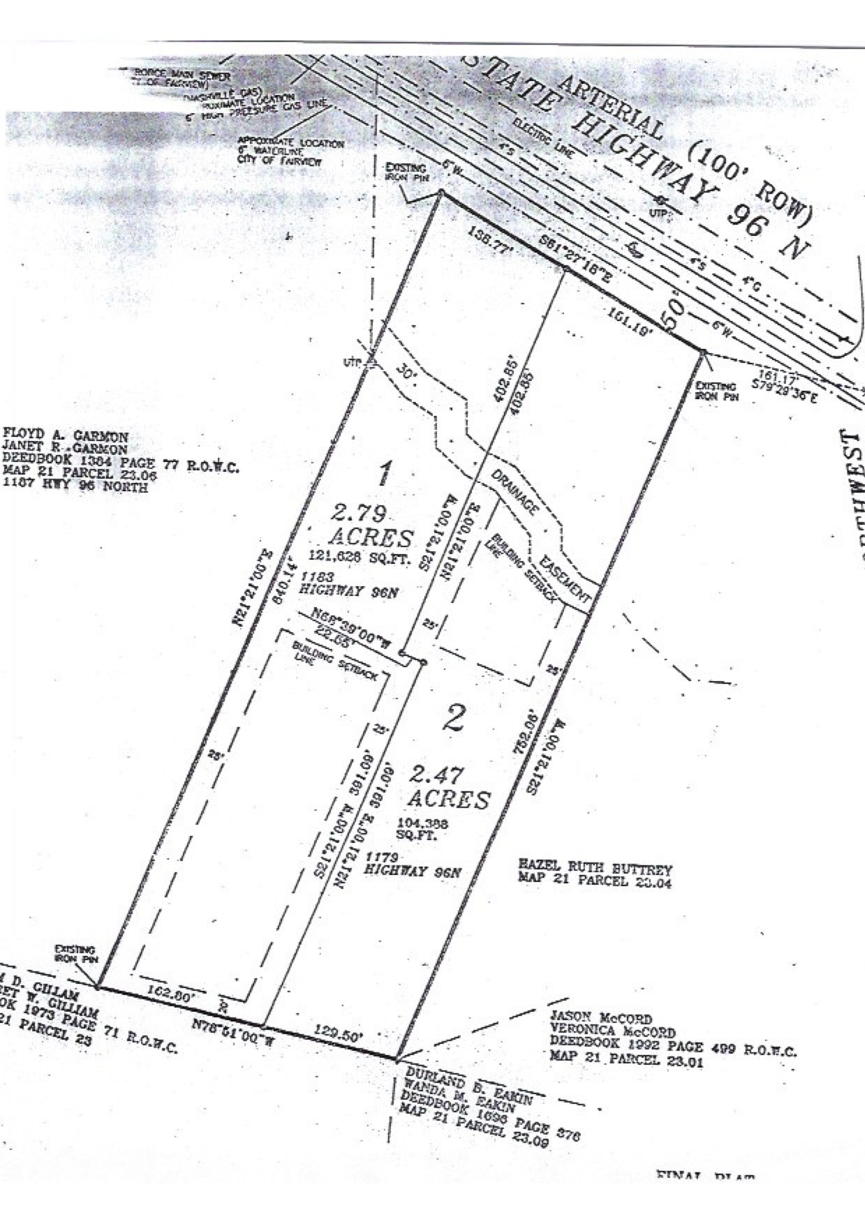 1183 Highway 96 N Property Photo
