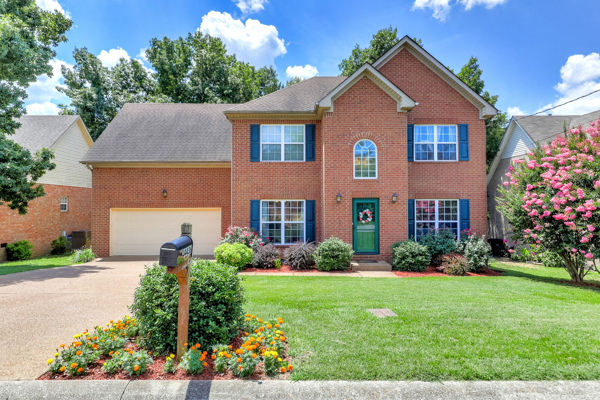 4436 Benchmark Dr Property Photo - Antioch, TN real estate listing