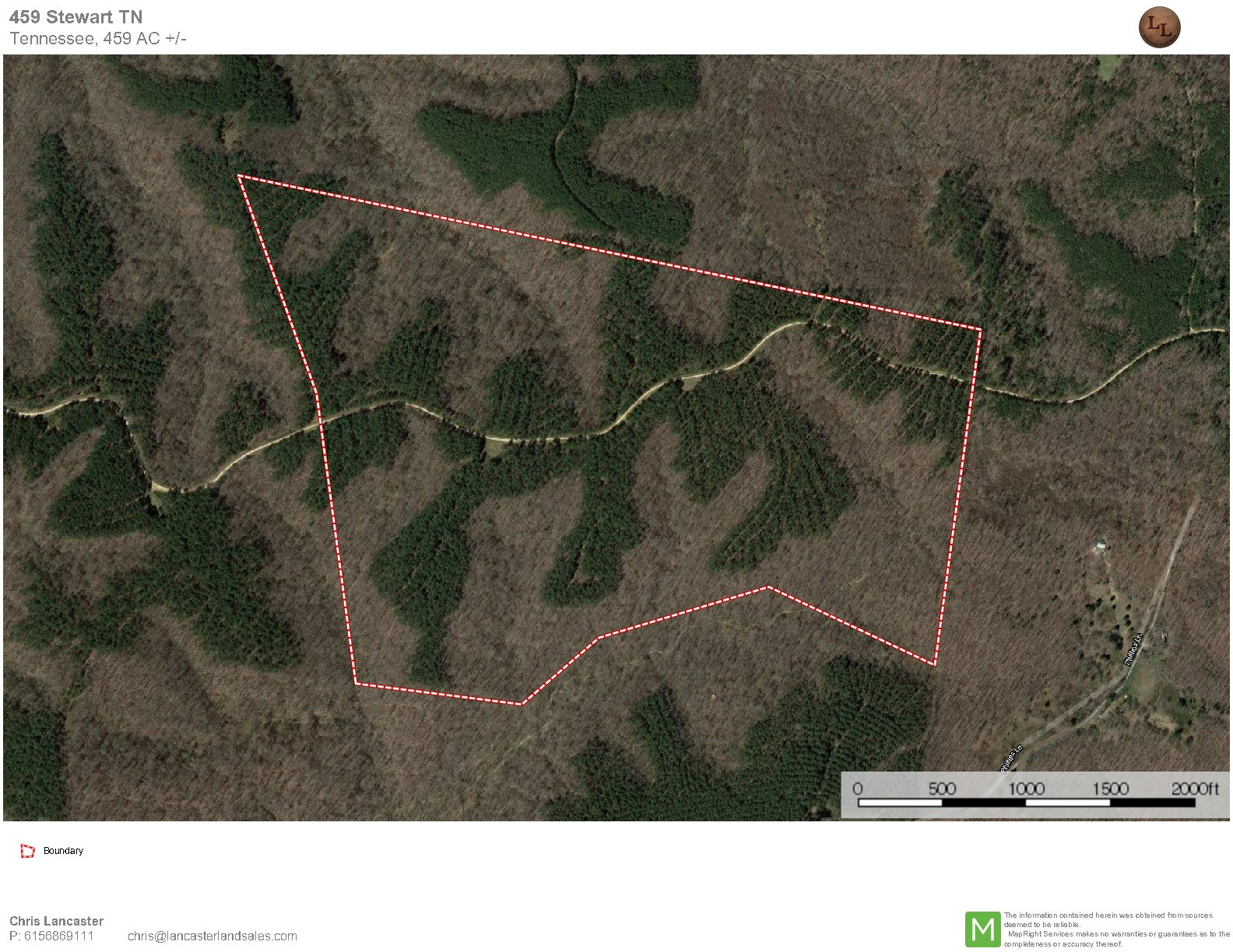 0 Mathis Cemetery Property Photo - Stewart, TN real estate listing
