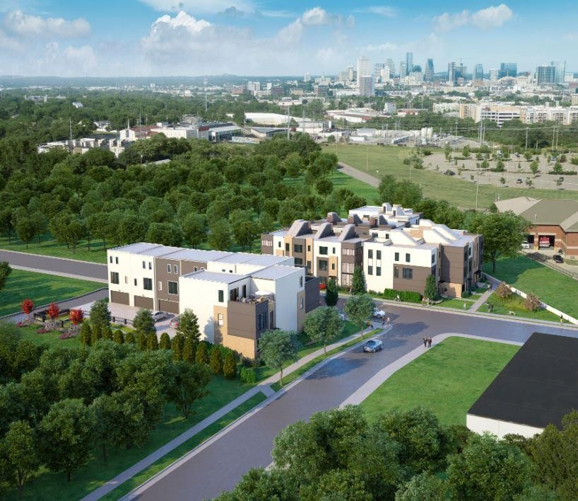 Axis27 Townhomes Real Estate Listings Main Image