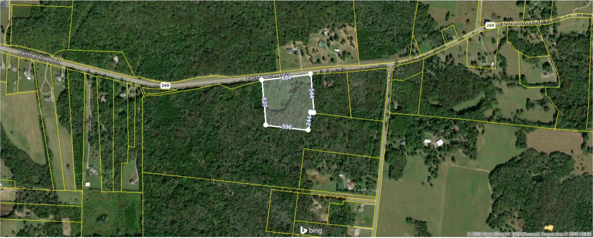 0 Panther Creek Rd Property Photo