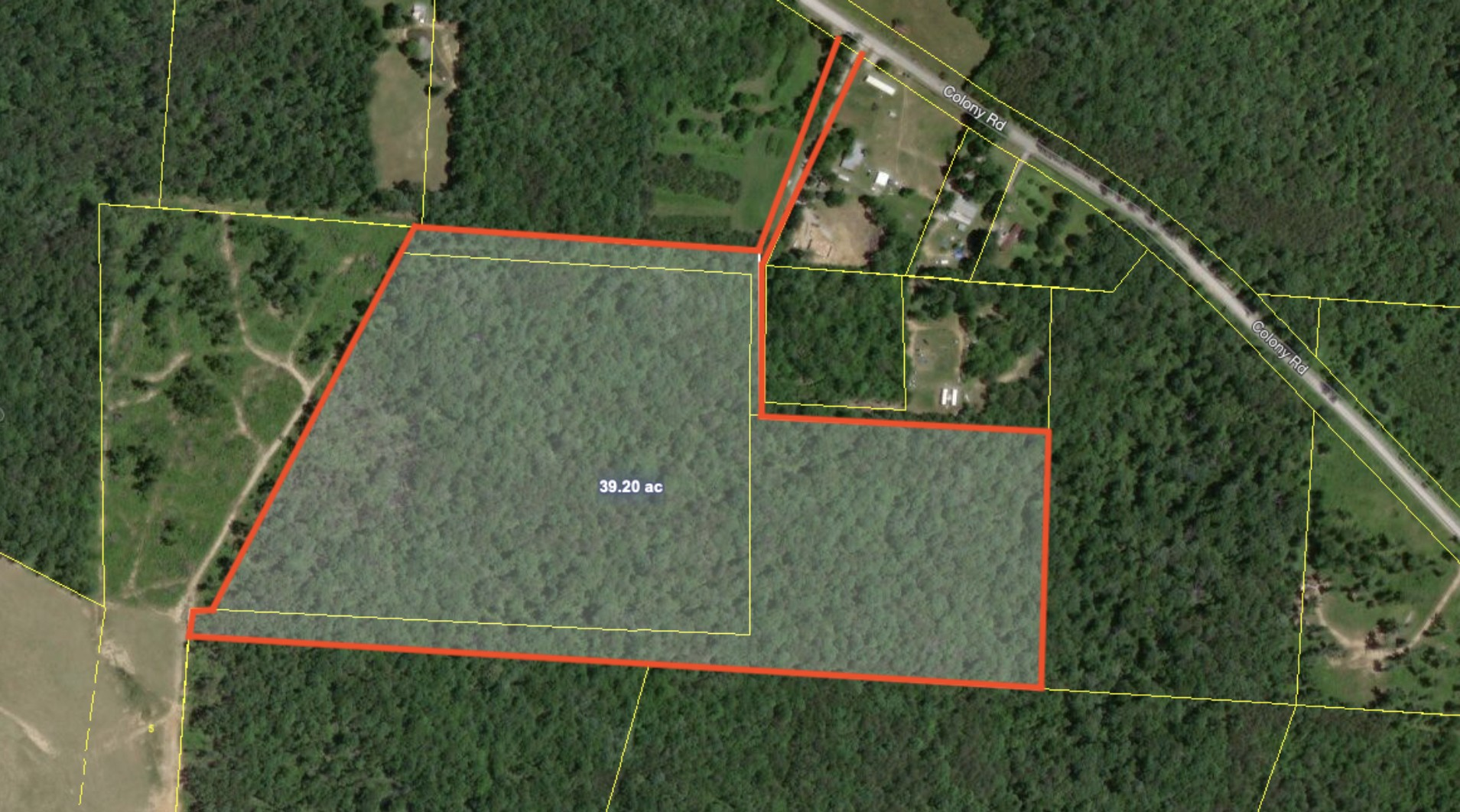 0 Colony Rd Property Photo - Gruetli Laager, TN real estate listing