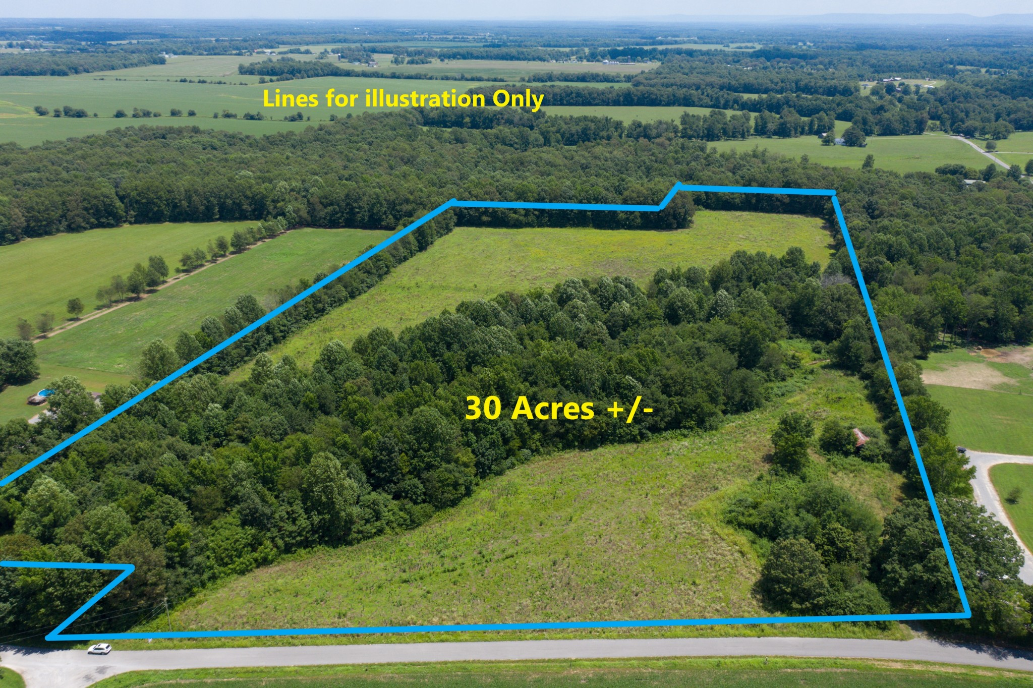2029 Bush Rd Property Photo - Bradyville, TN real estate listing