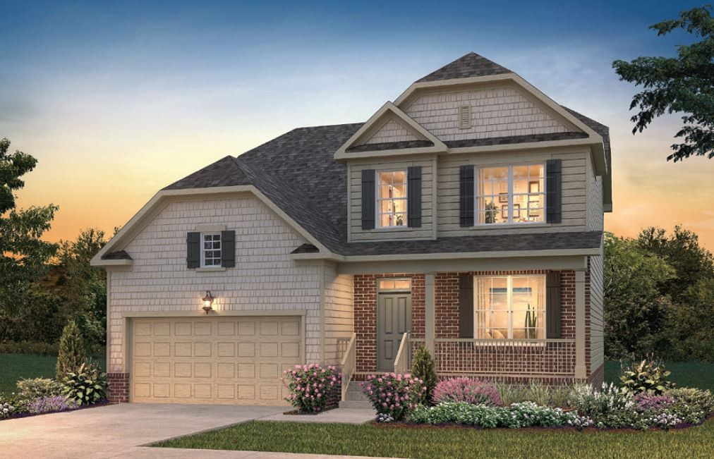 3048 Brombley Way Lot 125 Property Photo - Antioch, TN real estate listing