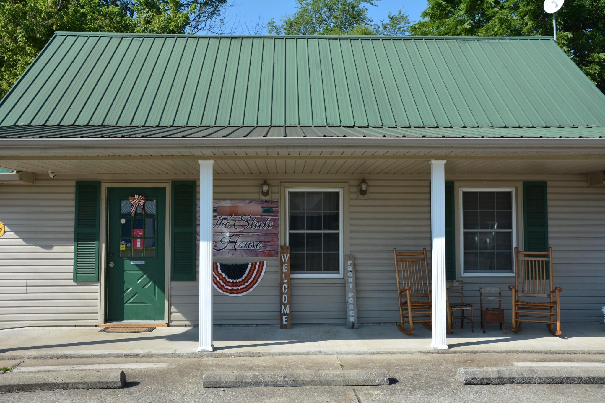 65 Farm Bureau St Property Photo - Lynchburg, TN real estate listing