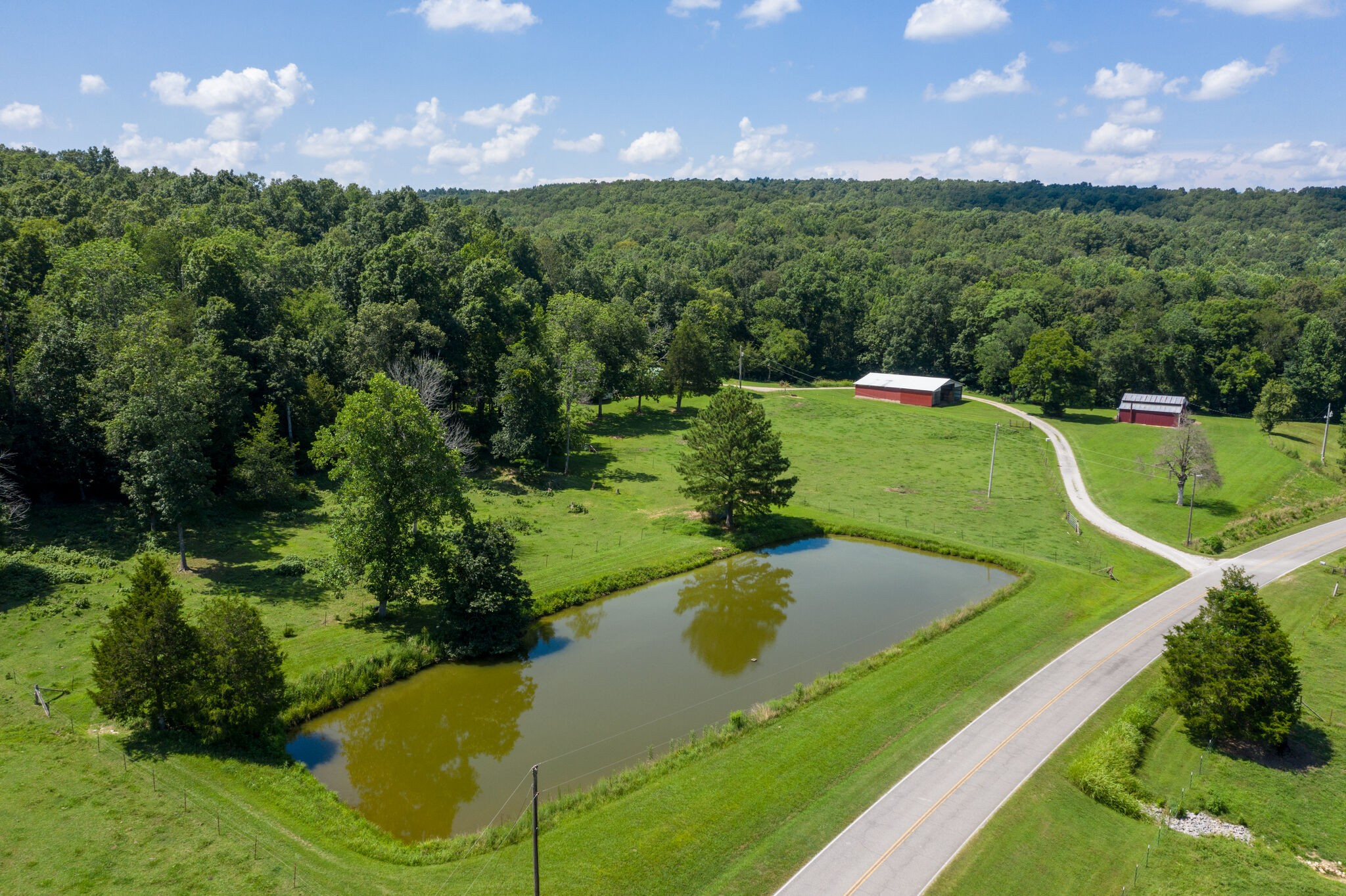 3550 Swan Creek Rd Property Photo - Centerville, TN real estate listing