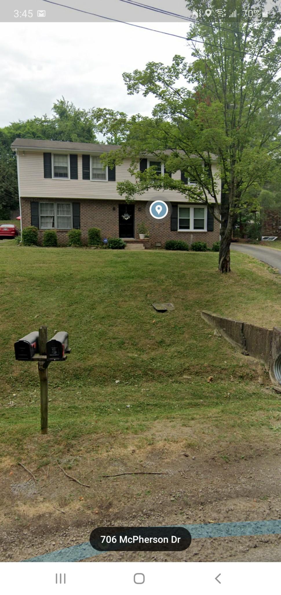 739 McPherson Dr Property Photo - Nashville, TN real estate listing