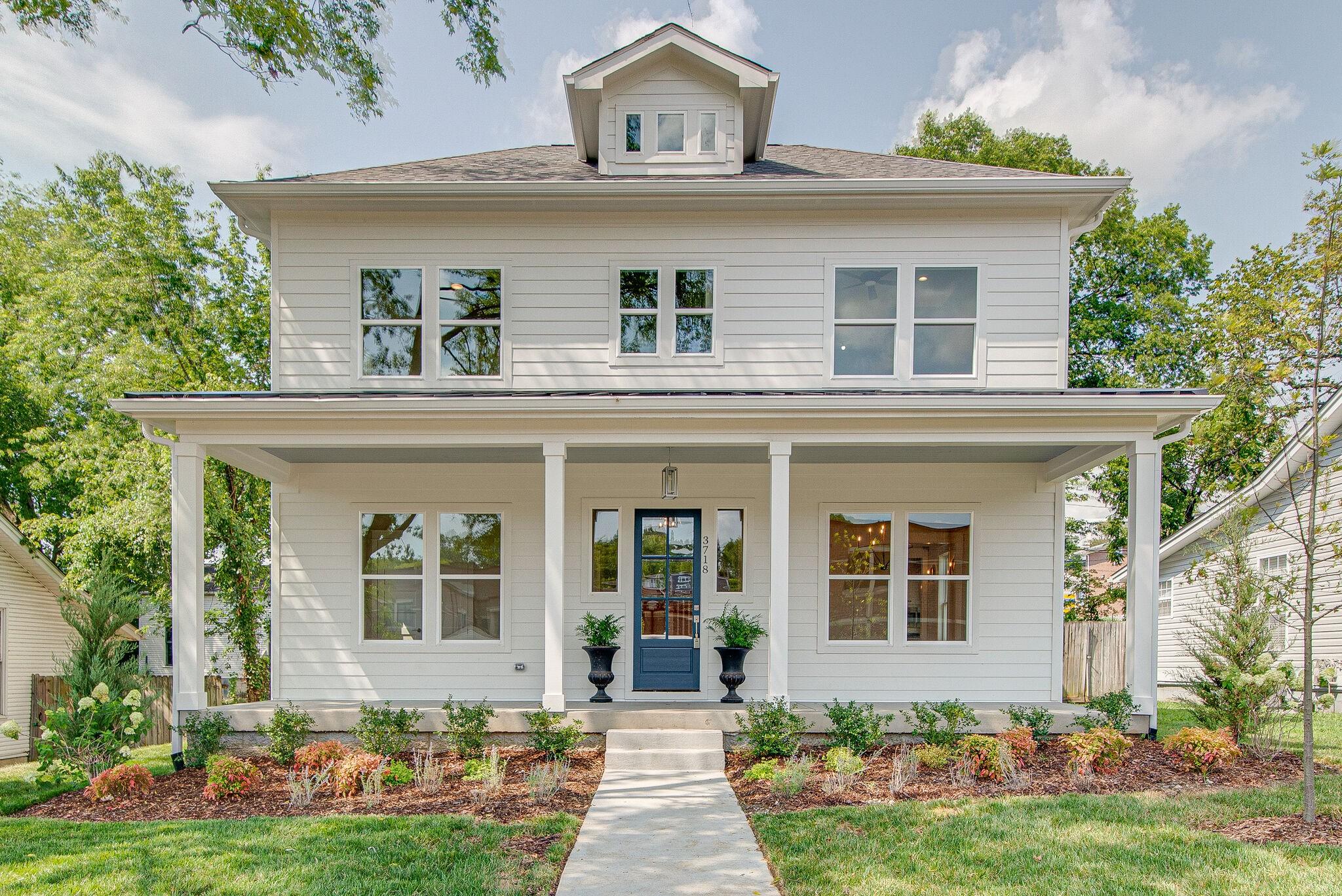 3718 Park Ave Property Photo - Nashville, TN real estate listing