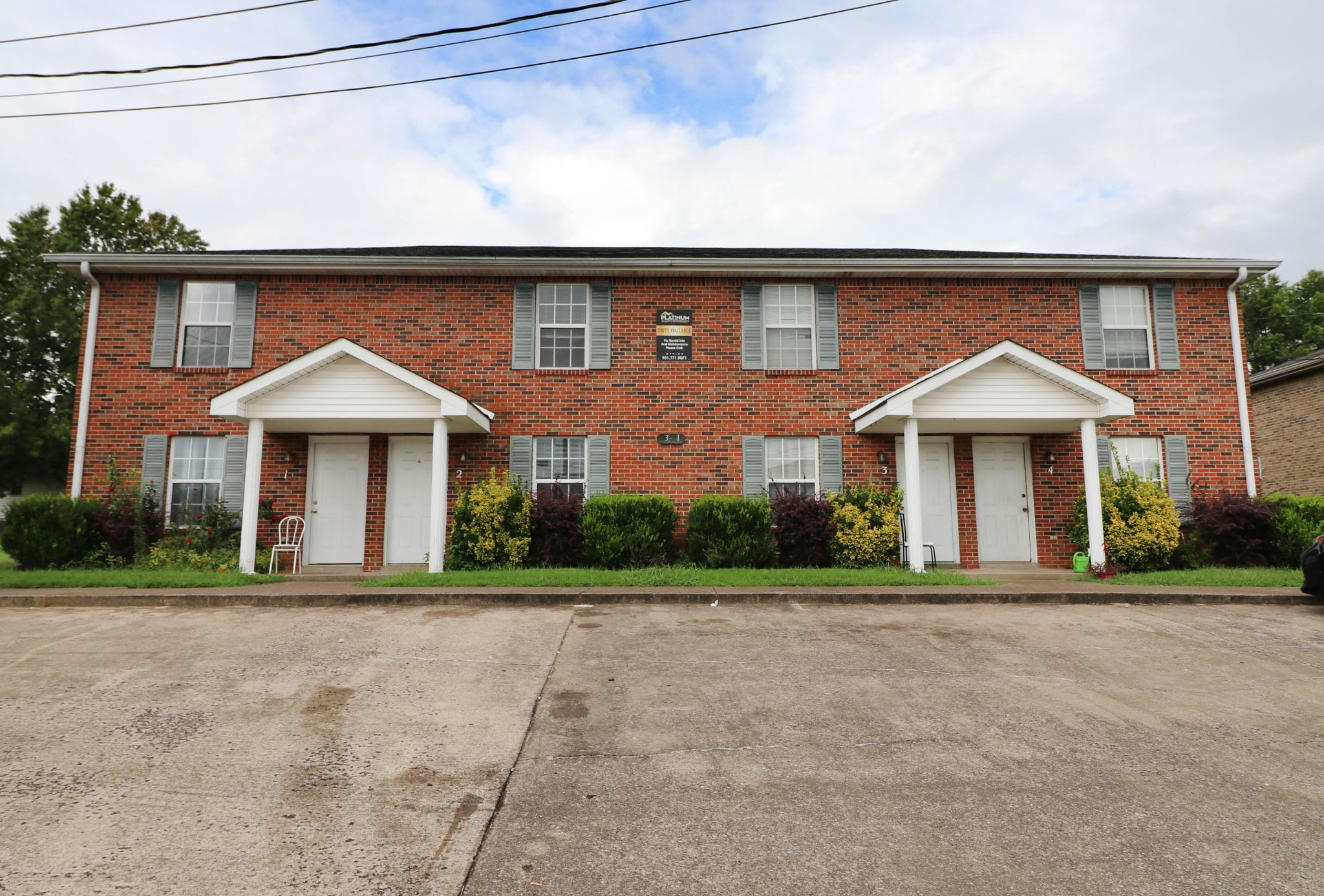 371 Peabody Drive #2 #2 Property Photo - Clarksville, TN real estate listing