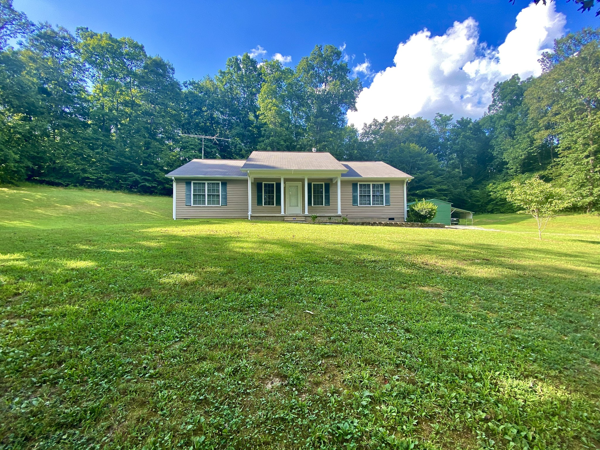 2256 Bear Creek Rd Property Photo - Vanleer, TN real estate listing