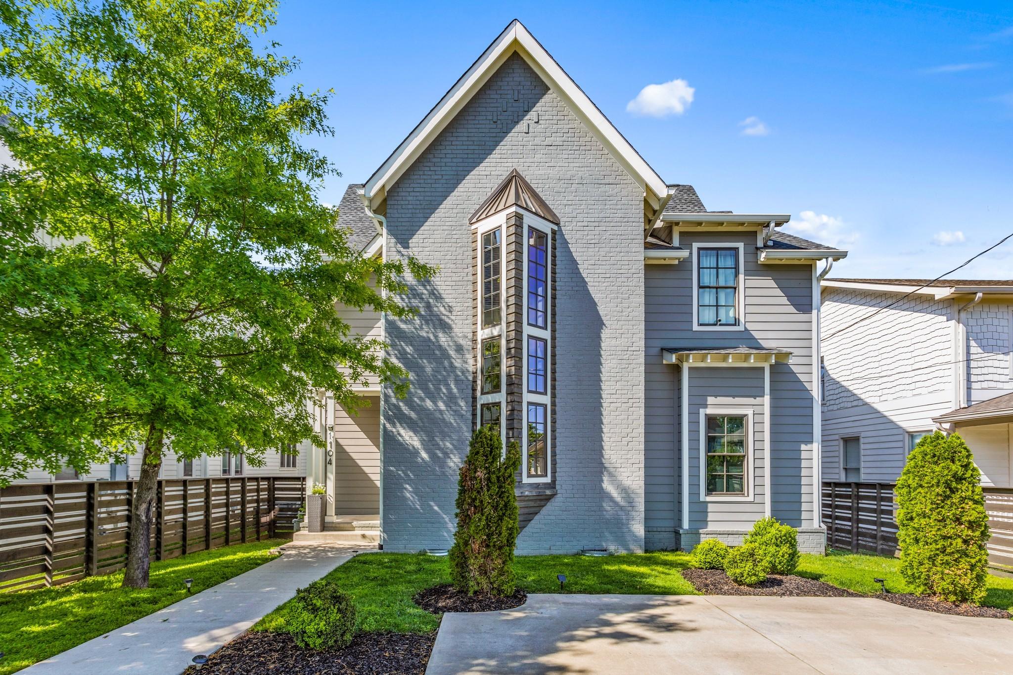 1104 Caldwell Ave Property Photo - Nashville, TN real estate listing