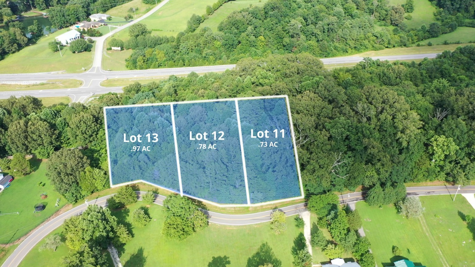 0 River Oaks Property Photo - Rock Island, TN real estate listing
