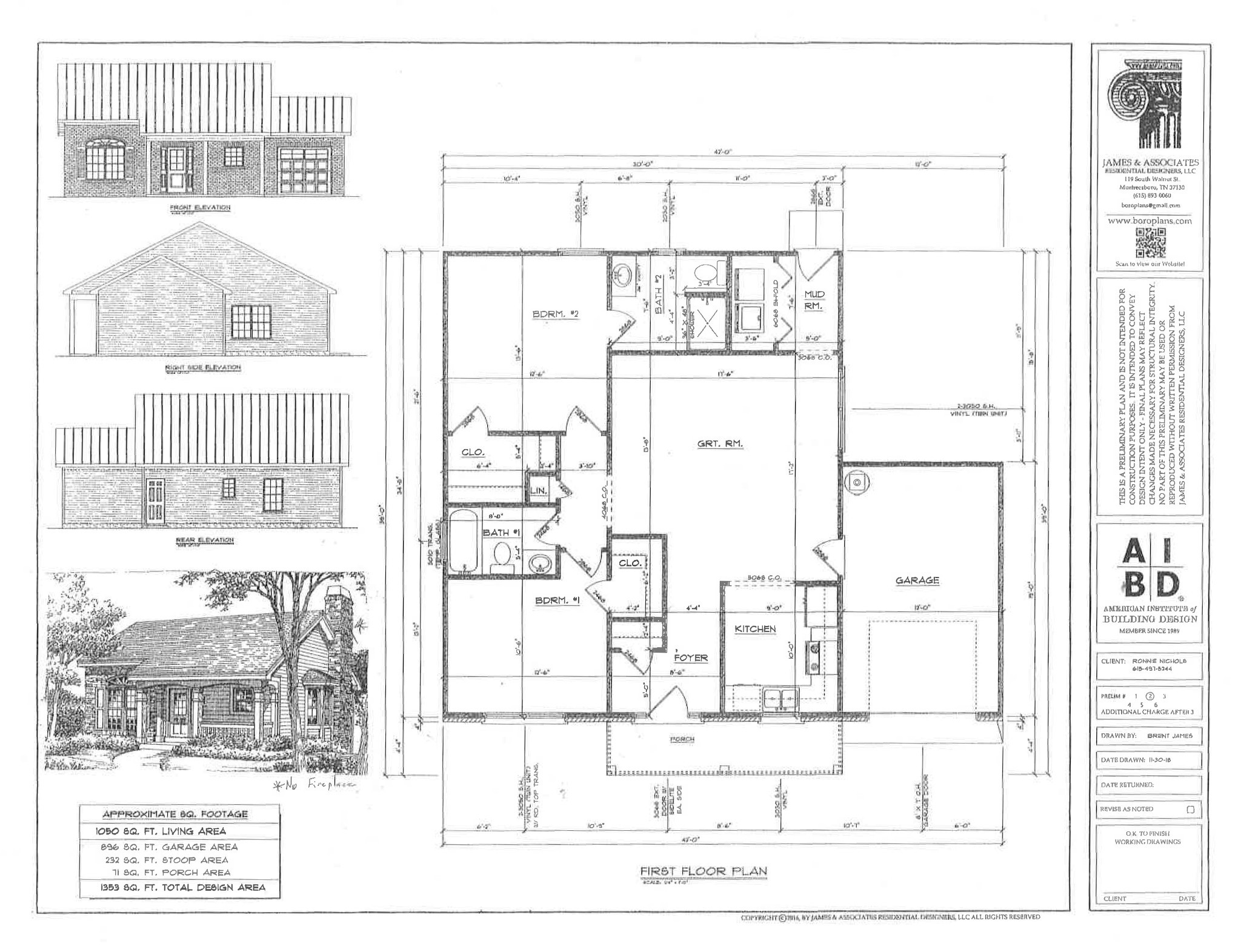 138 Nichols Dr. Property Photo - Woodbury, TN real estate listing