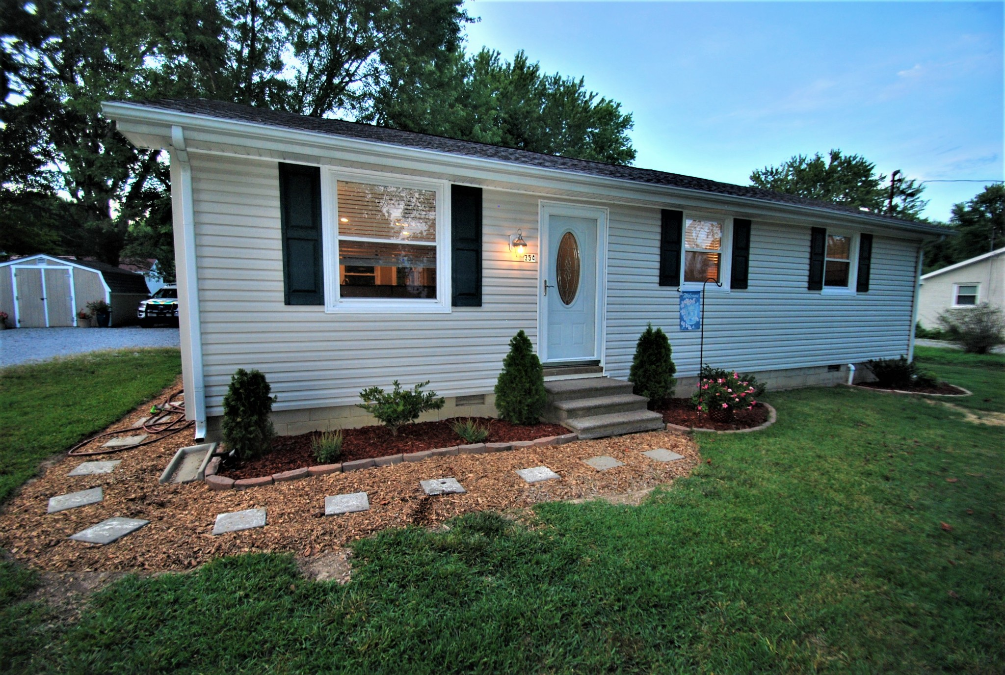 354 Dawn Dr Property Photo - Cedar Hill, TN real estate listing