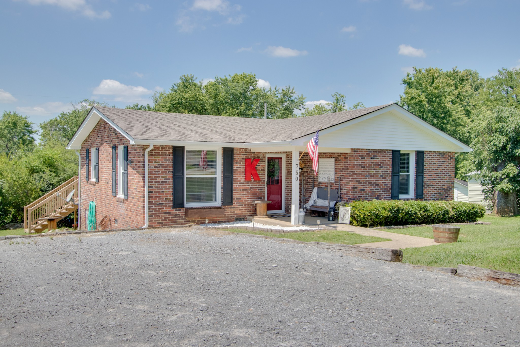 750 Driver Cir Property Photo - Hartsville, TN real estate listing