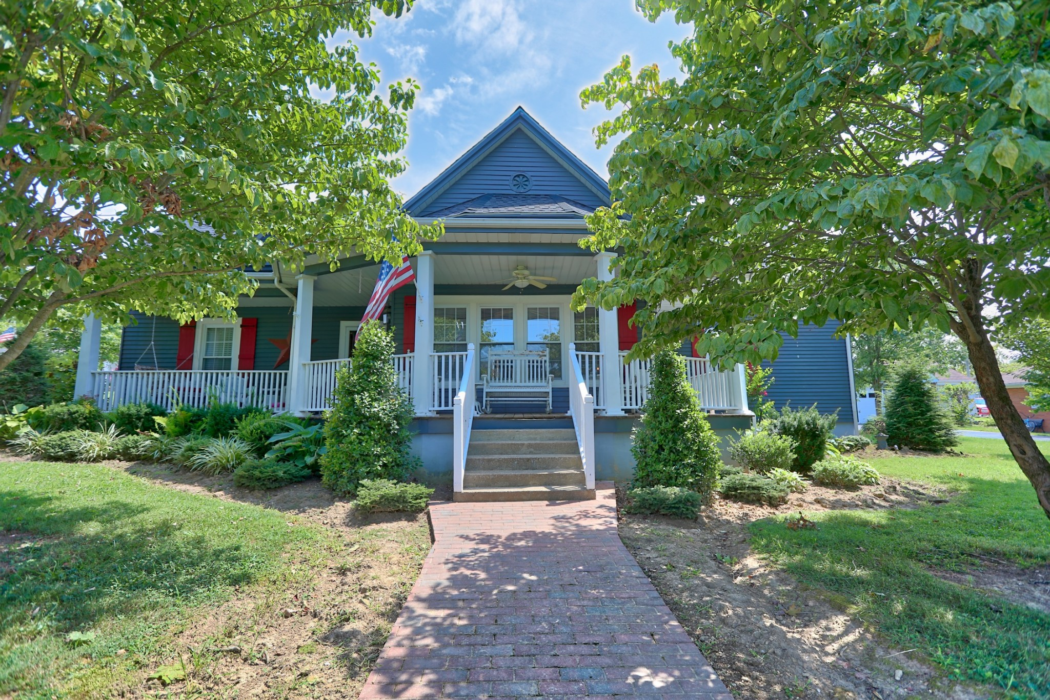 410 W Main St Property Photo - Scottsville, KY real estate listing