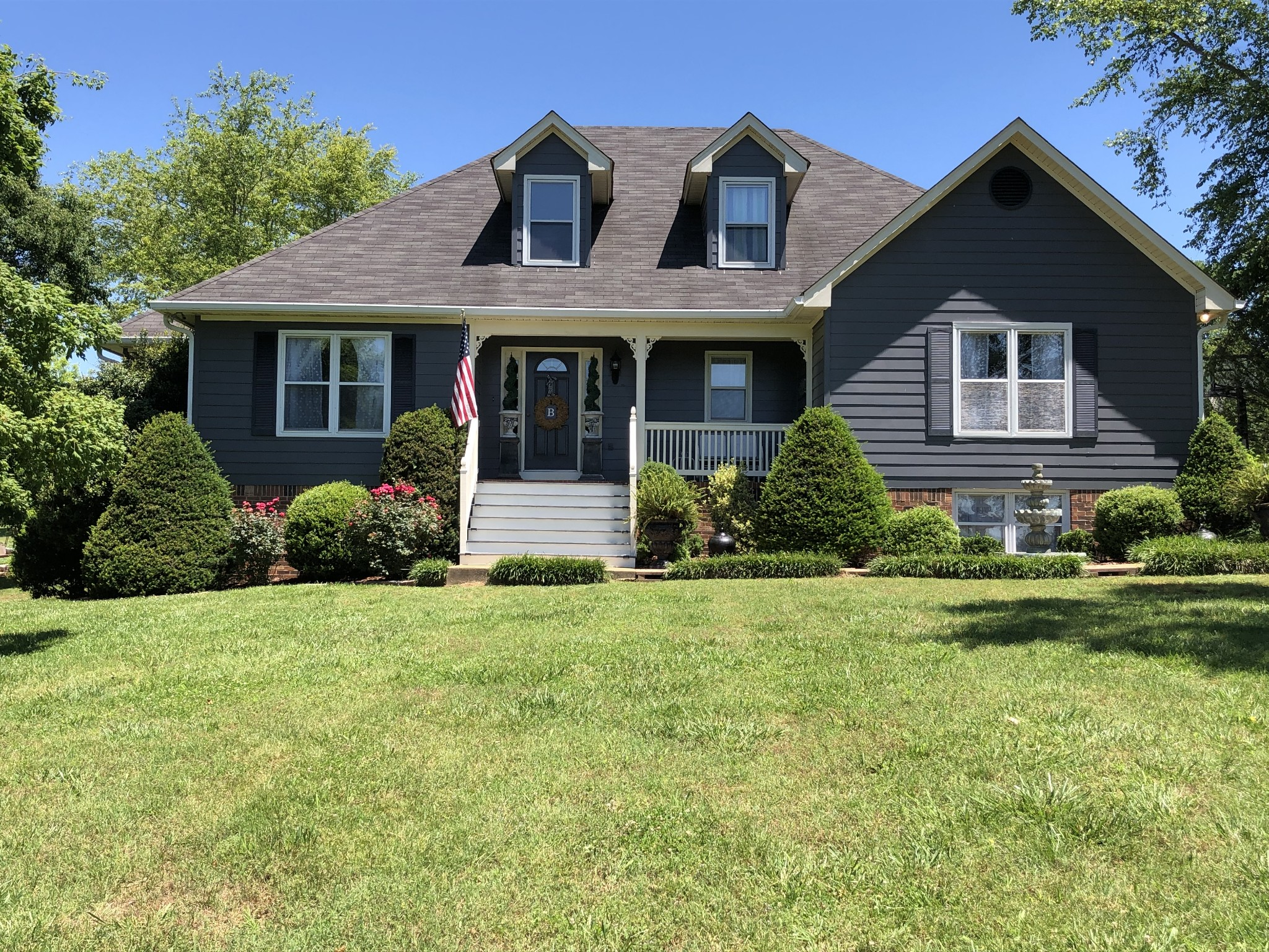 1056 S Cross Bridges Rd Property Photo - Mount Pleasant, TN real estate listing