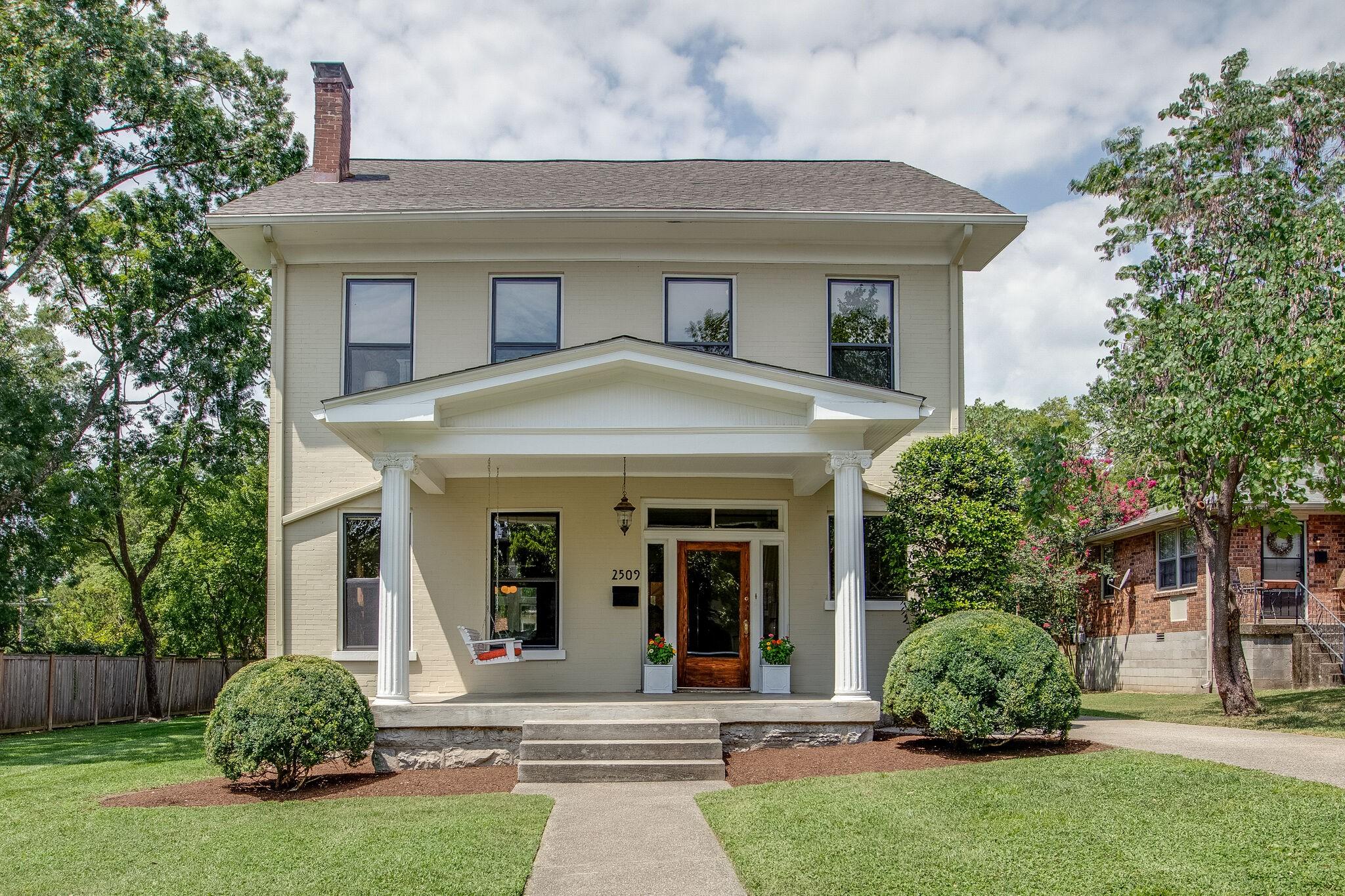 2509 Oakland Ave Property Photo - Nashville, TN real estate listing
