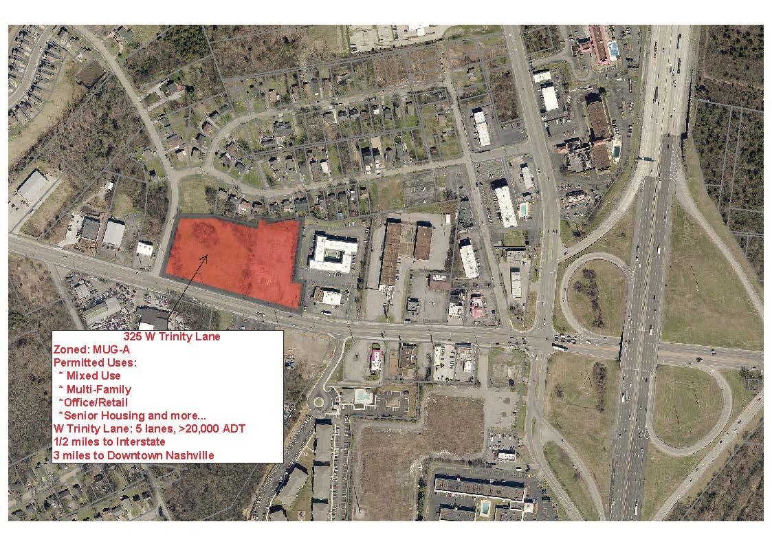 325 W Trinity Ln Property Photo - Nashville, TN real estate listing