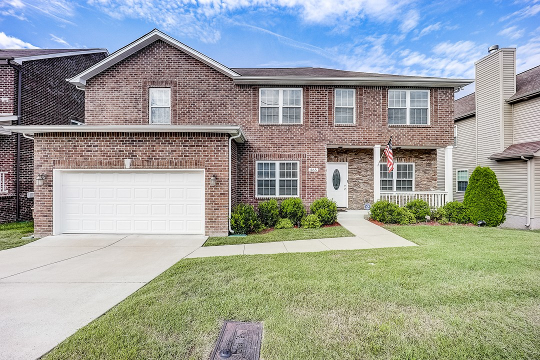 265 Took Dr Property Photo - Antioch, TN real estate listing