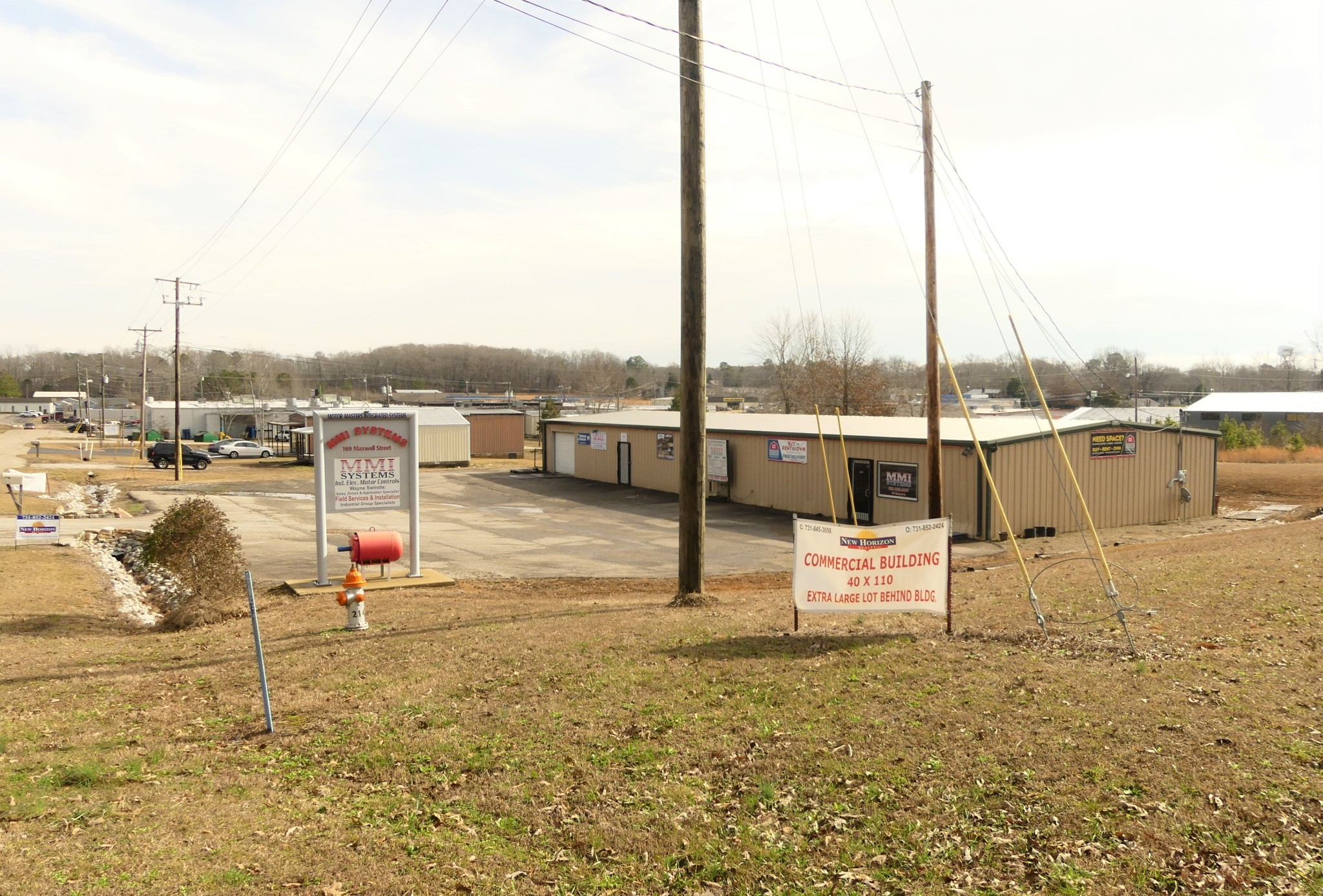 169 Maxwell St Property Photo - Parsons, TN real estate listing