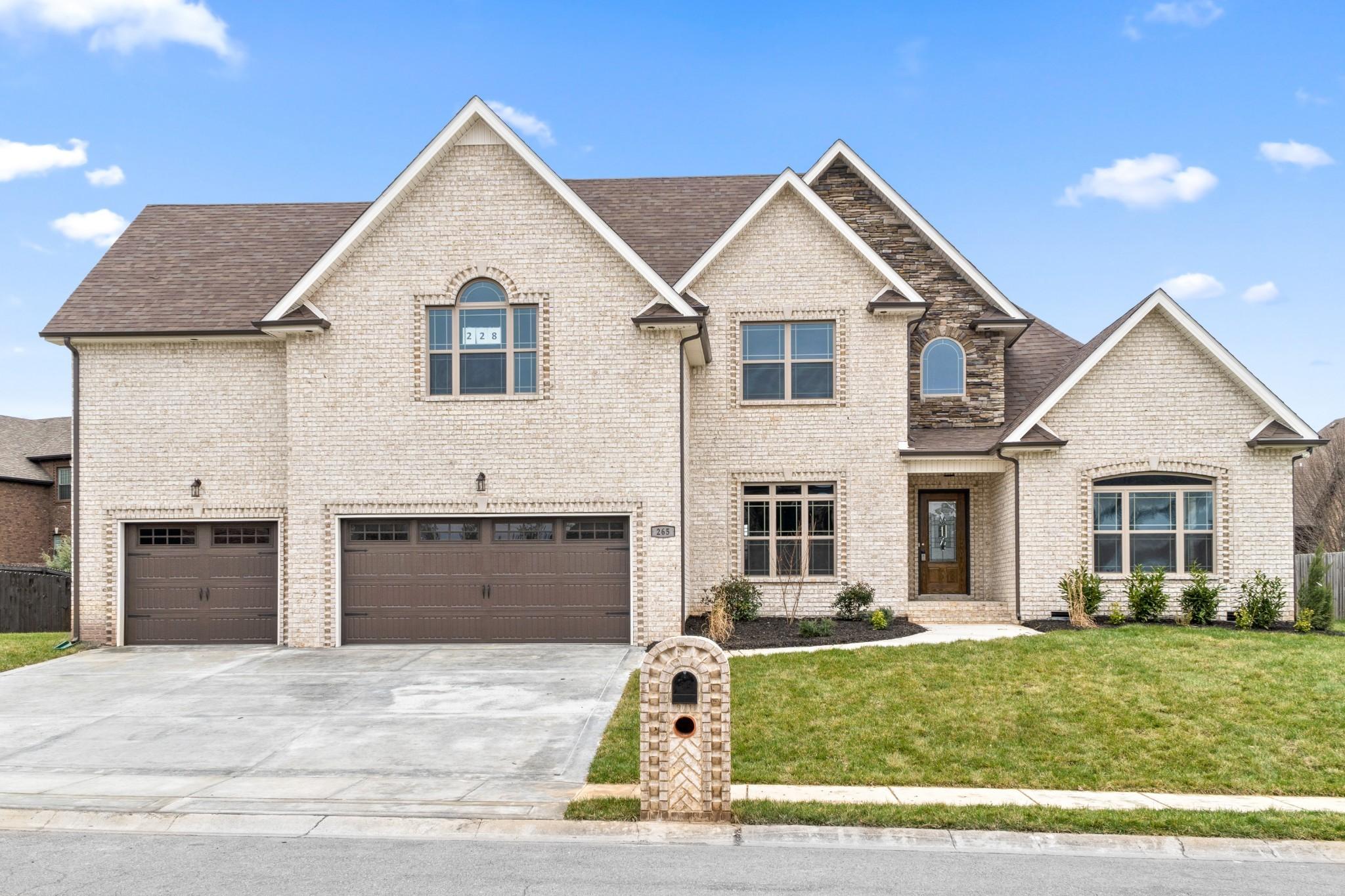 1246 Highgrove Ln Lot 70 Property Photo - Clarksville, TN real estate listing