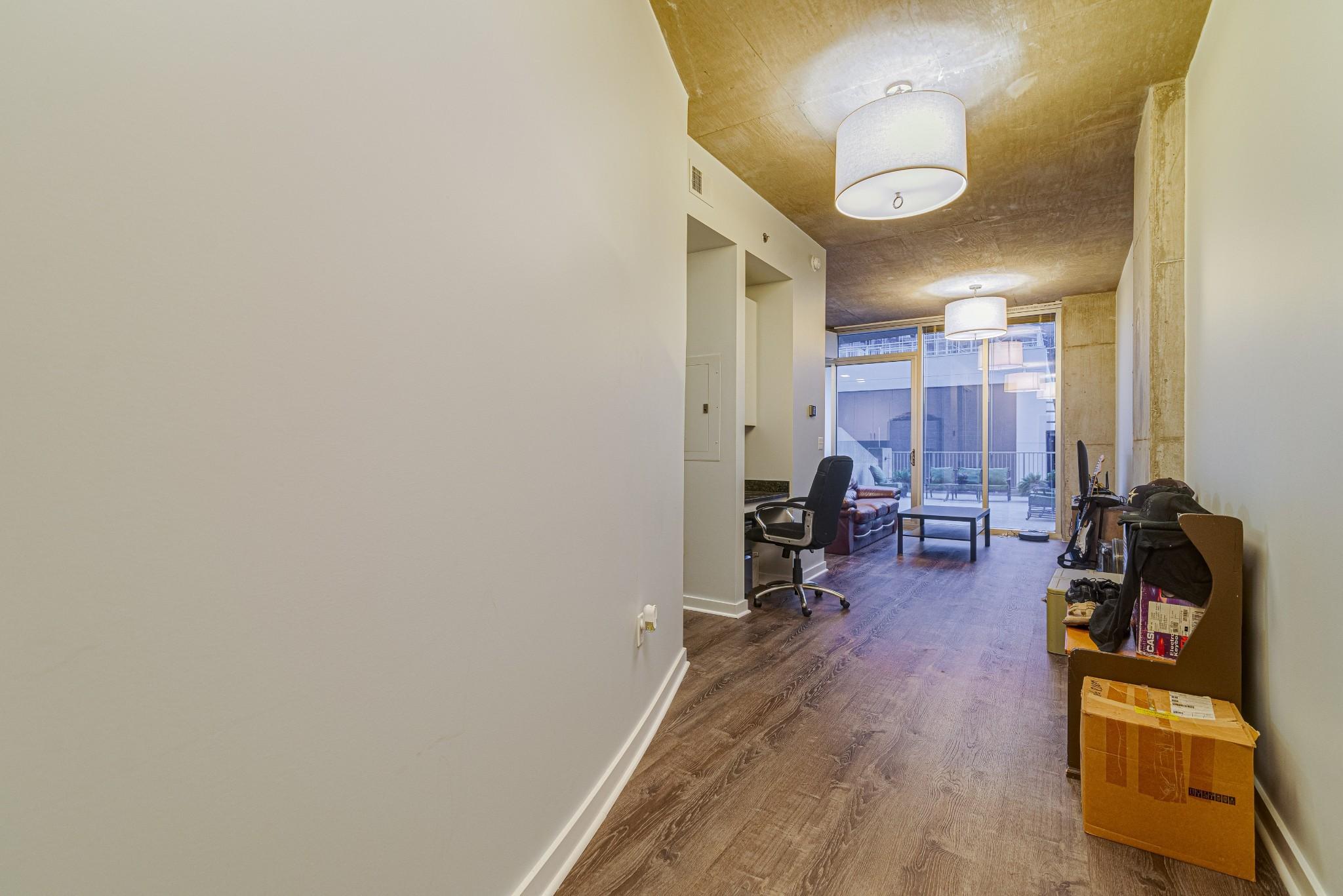301 Demonbreun St 711 #711 Property Photo - Nashville, TN real estate listing