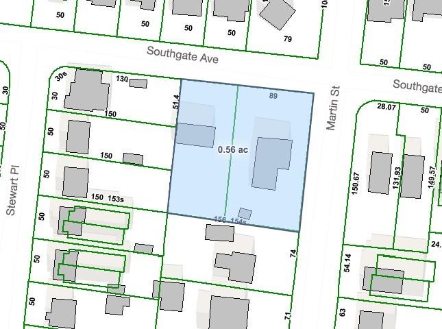603 Southgate Ave Property Photo