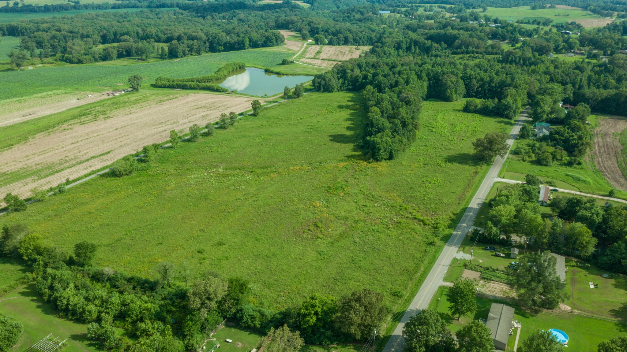 0 Cooper Creek Rd. Property Photo - Woodlawn, TN real estate listing