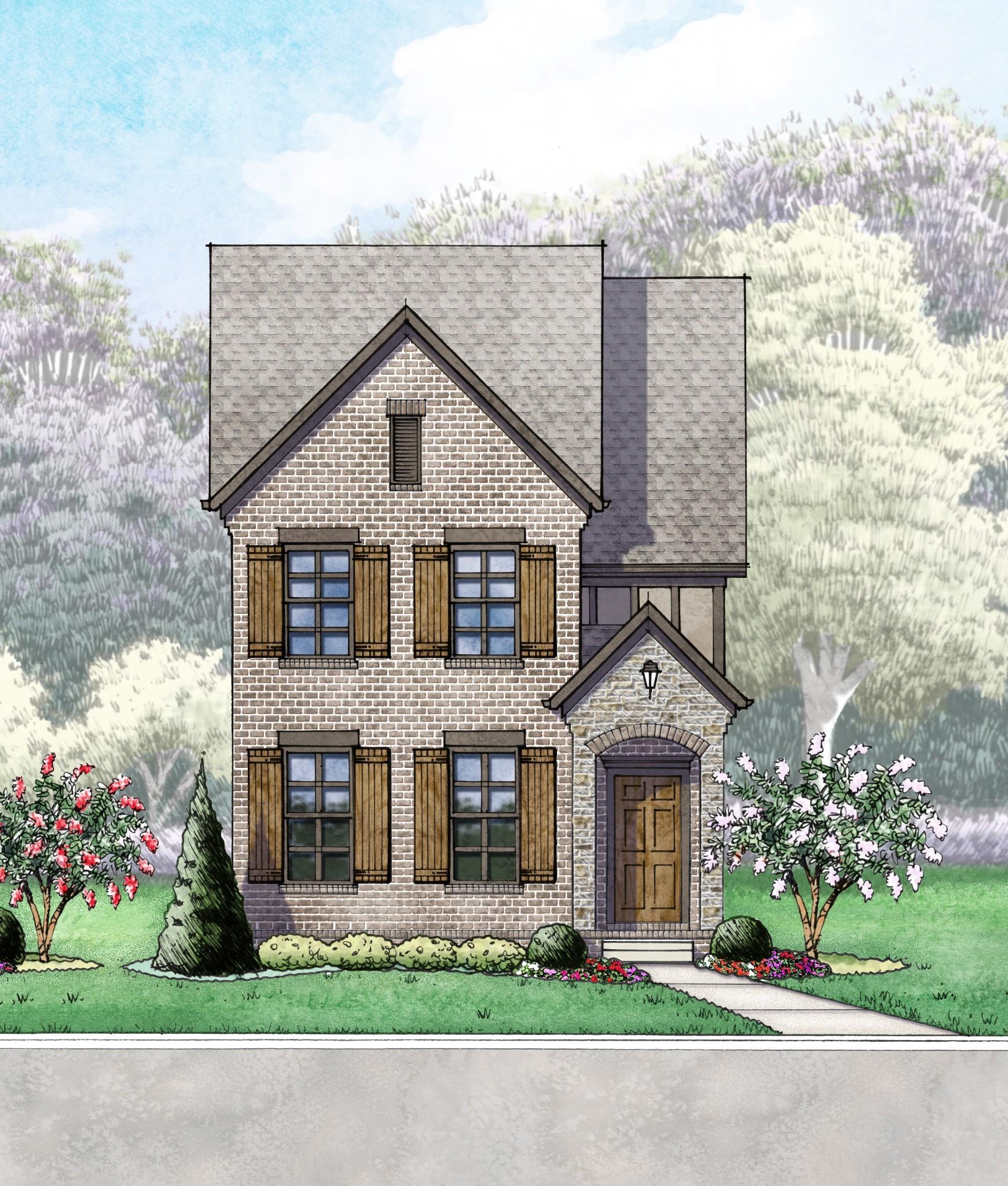 126 Bellagio Villas Dr Lot #7 Property Photo - Spring Hill, TN real estate listing