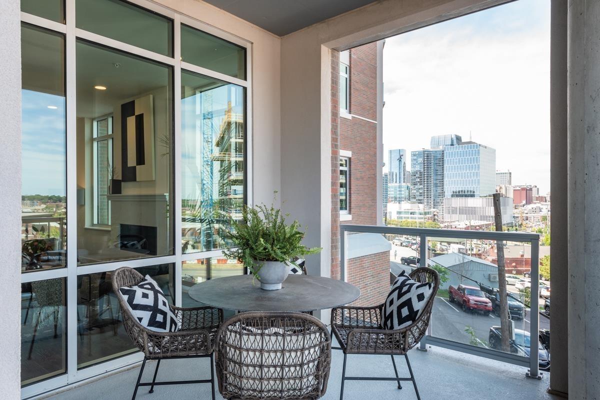20 Rutledge St #110 Property Photo - Nashville, TN real estate listing