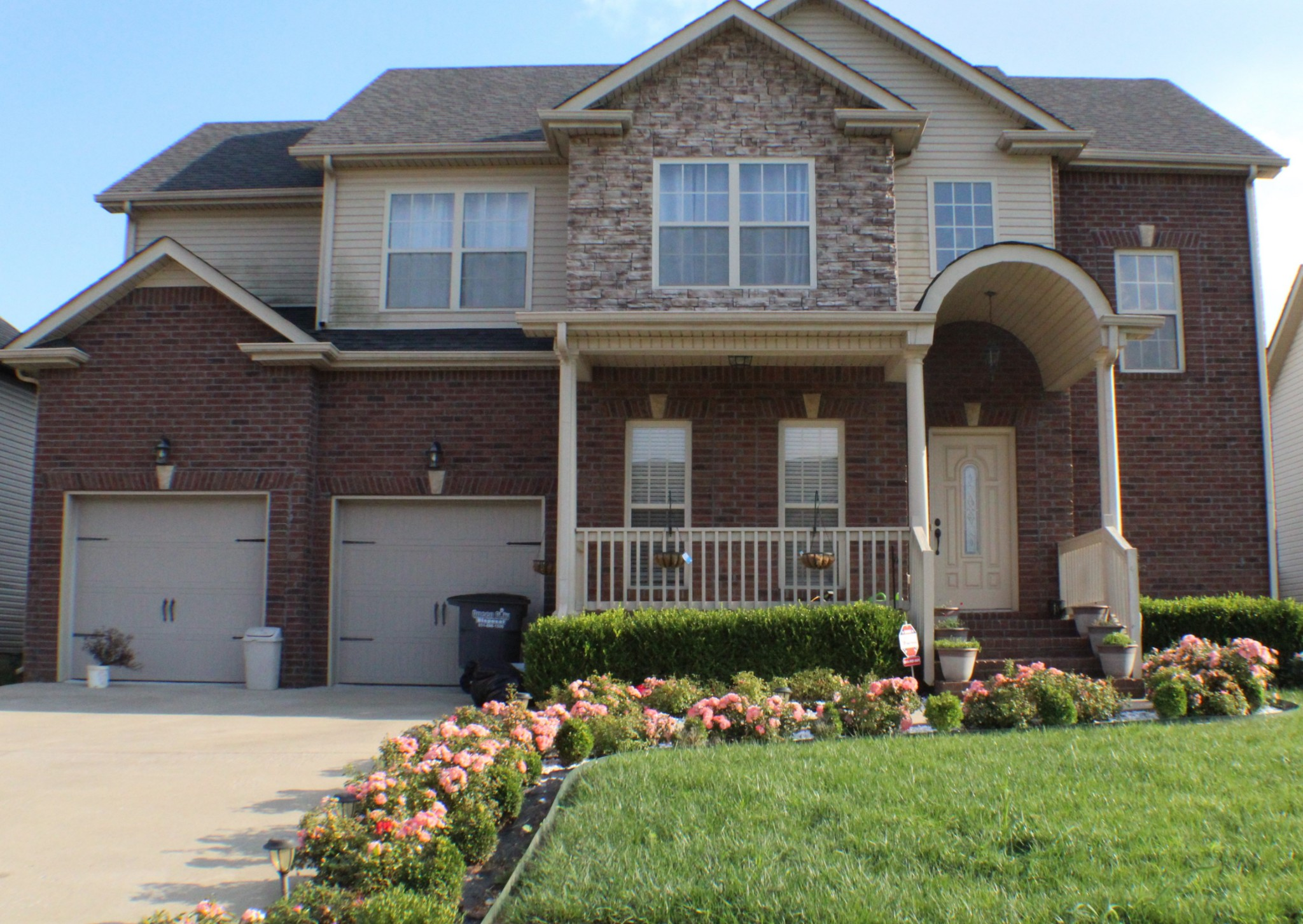 1825 Apache Way Property Photo - Clarksville, TN real estate listing