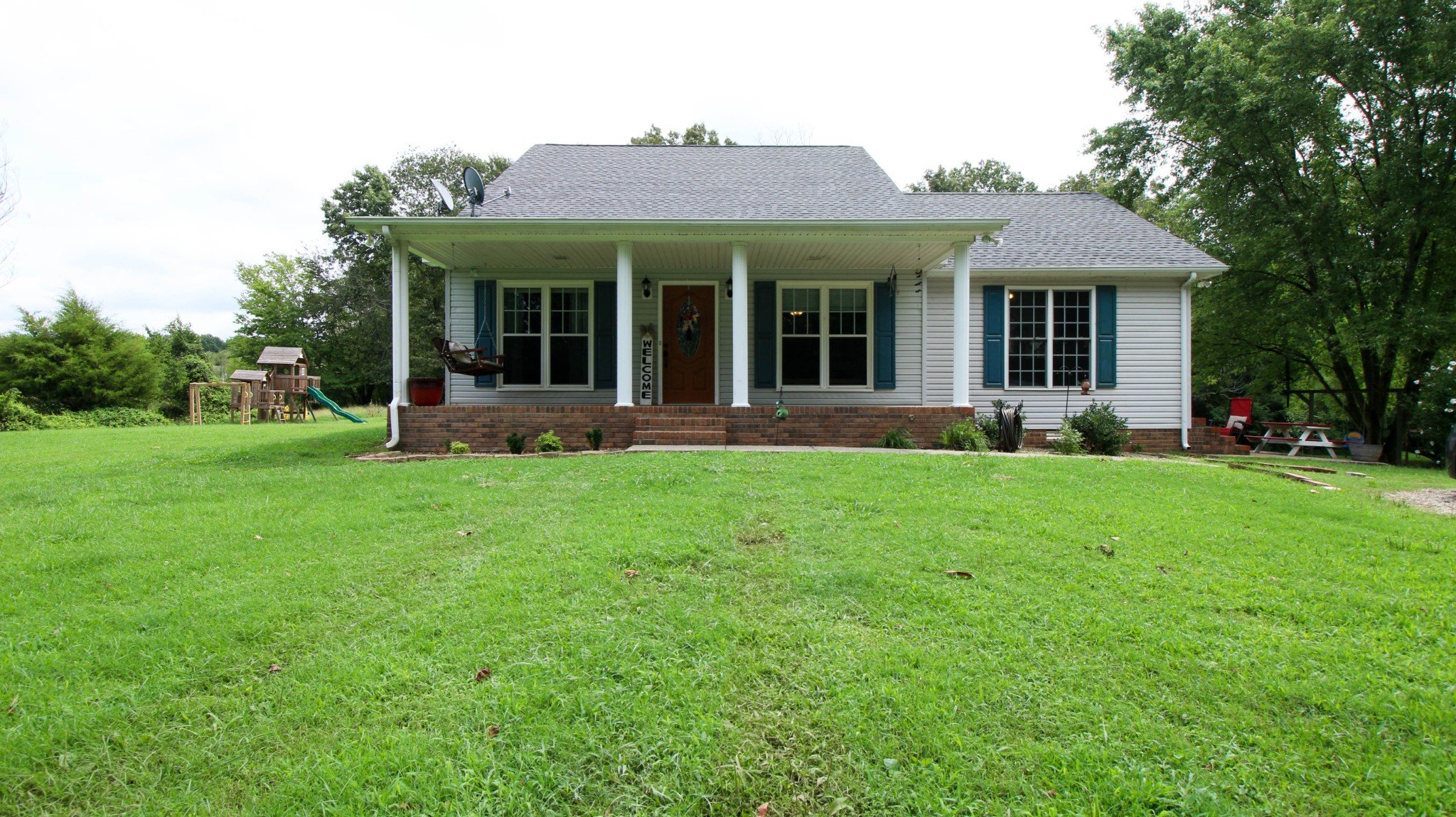 6317 Buzzard Creek Rd Property Photo - Cedar Hill, TN real estate listing