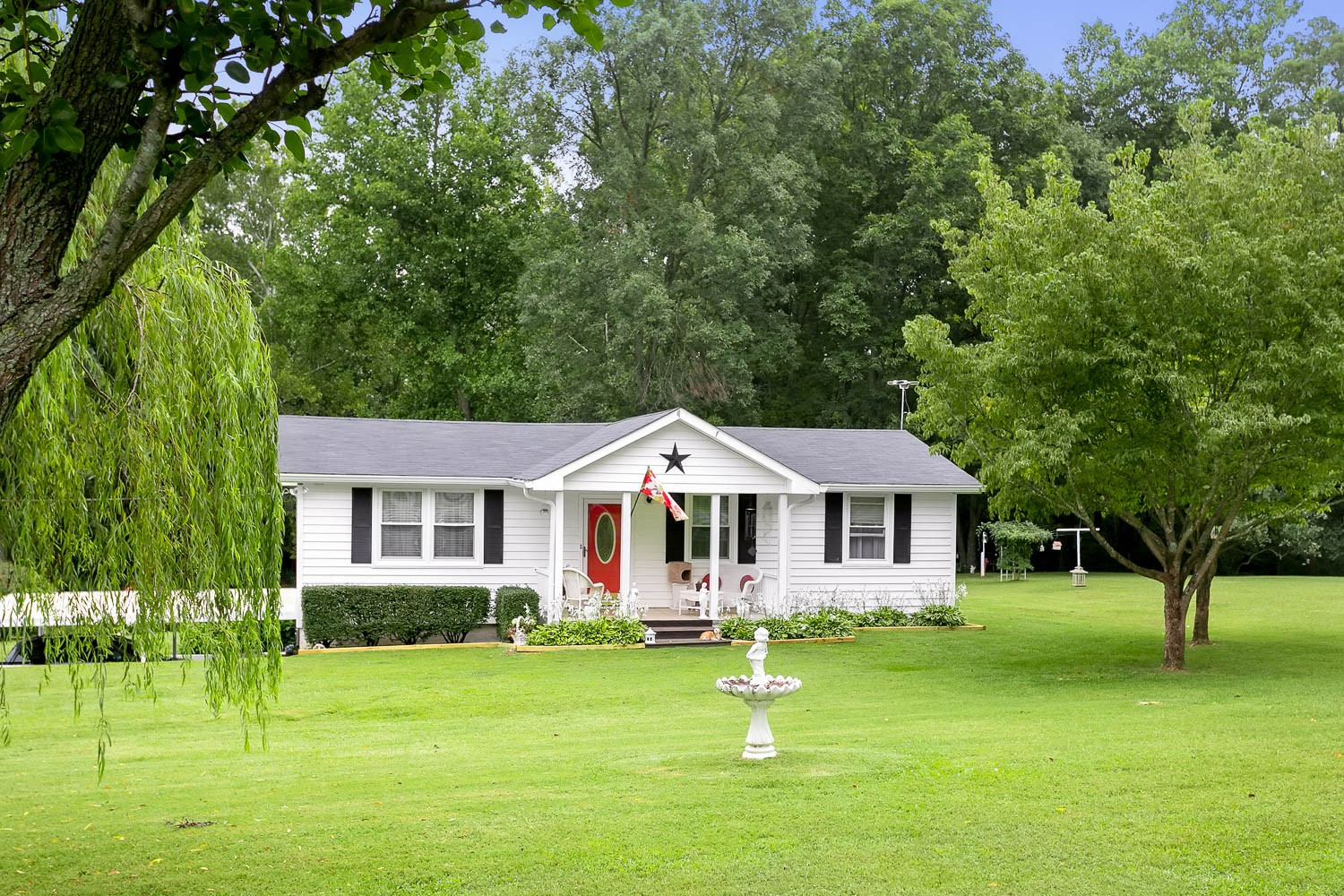 3181 Ridge Rd. Property Photo - Cedar Hill, TN real estate listing
