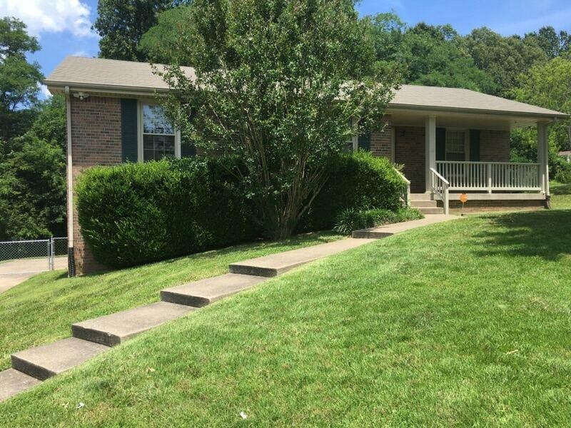 613 Cayce Dr Property Photo - Clarksville, TN real estate listing