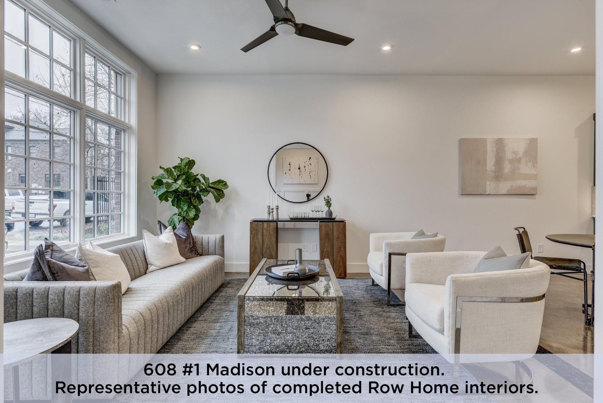608 Madison Street #1 Property Photo - Nashville, TN real estate listing